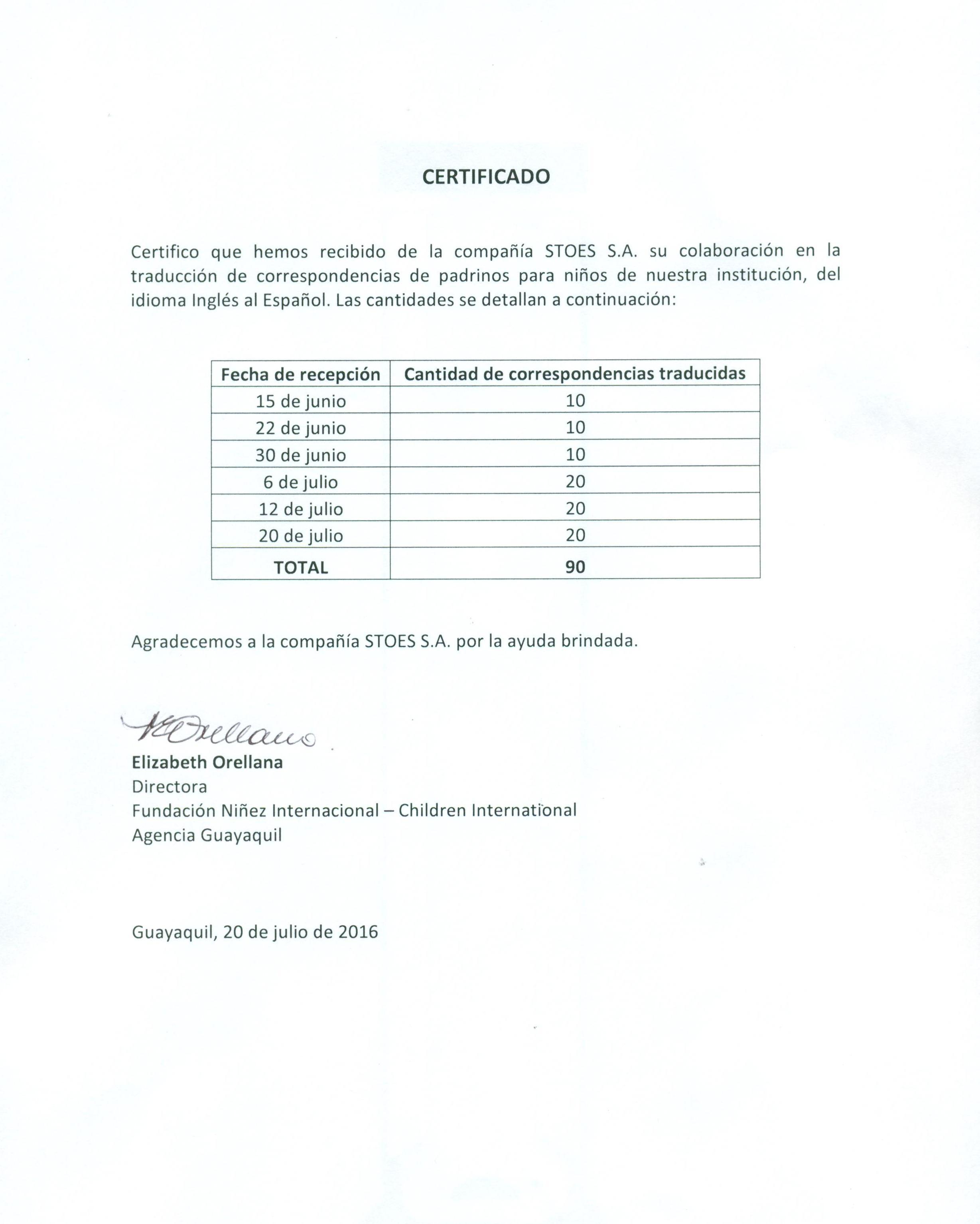 Traductores Intérpretes Traducciones Simultáneas Equipos Guayaquil ...